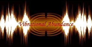 vibrational abundance logo